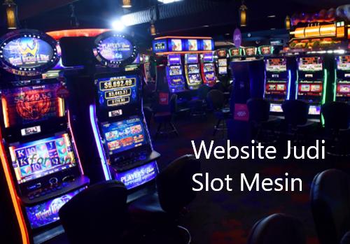Website Judi Slot Online Terbaru Dan Terpercaya