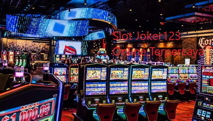 Agen Slot Joker123 Resmi