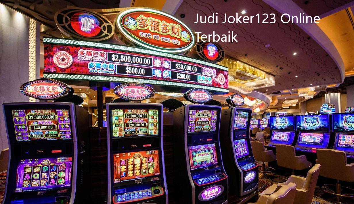 Game Judi Slot Joker123
