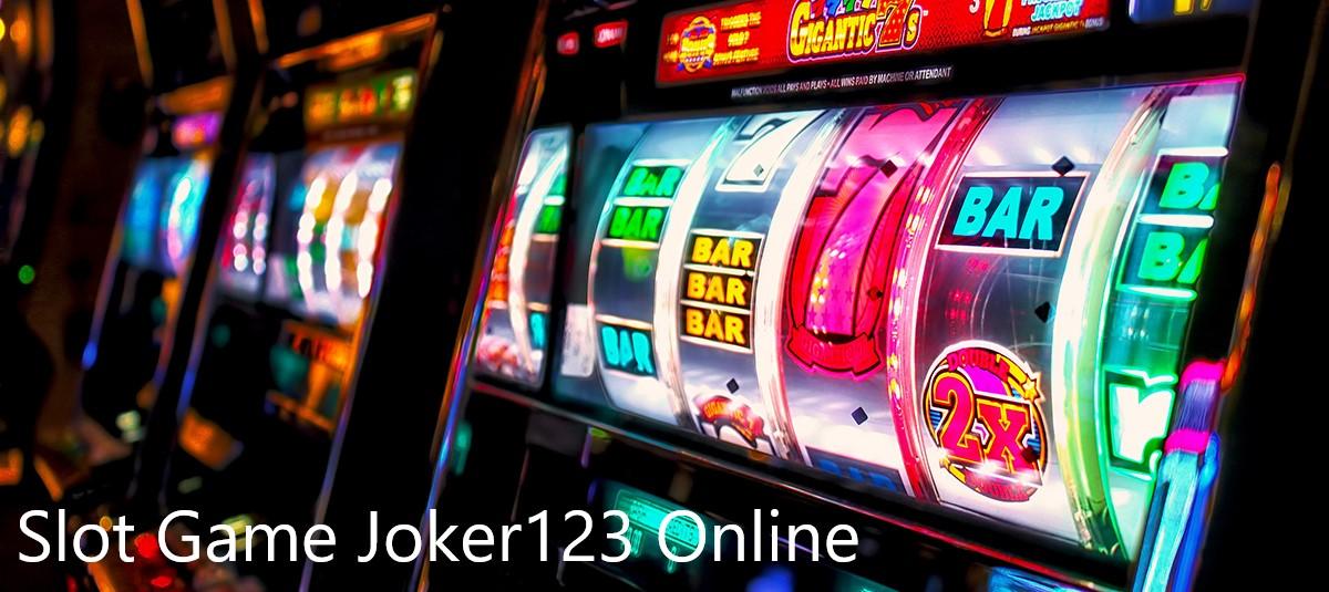 Judi Slot Joker Terbaru