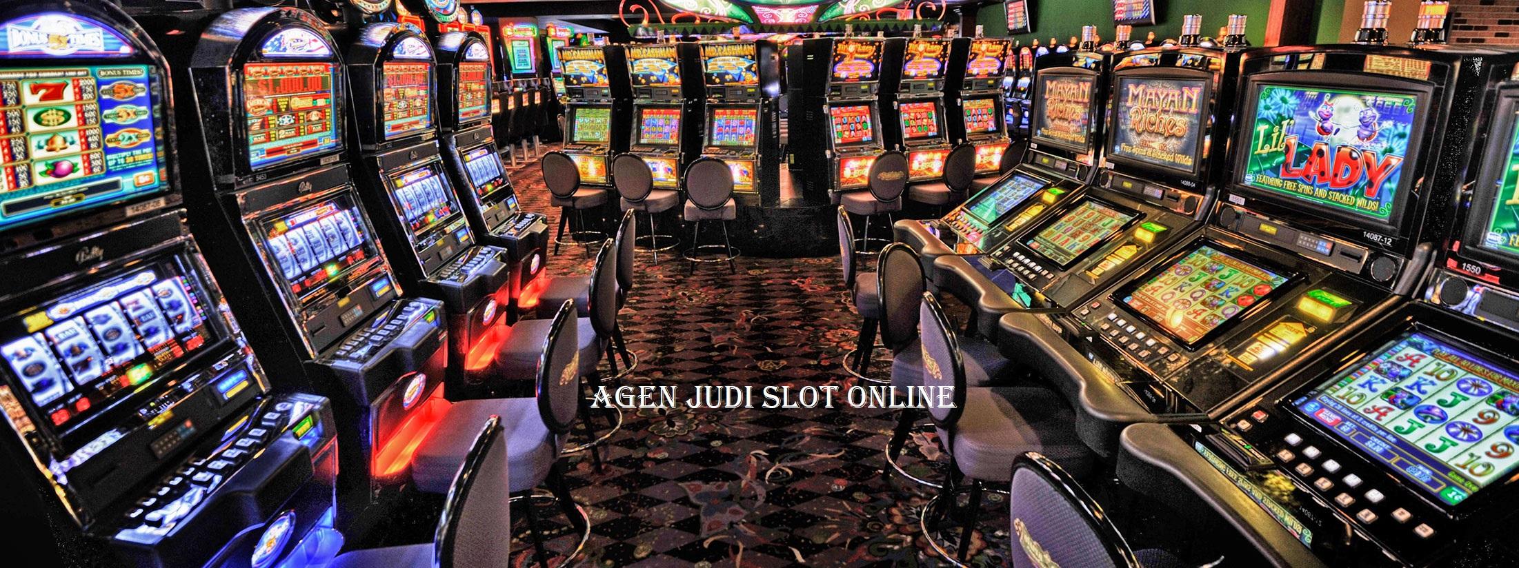 Agen Slot Online Terbaik