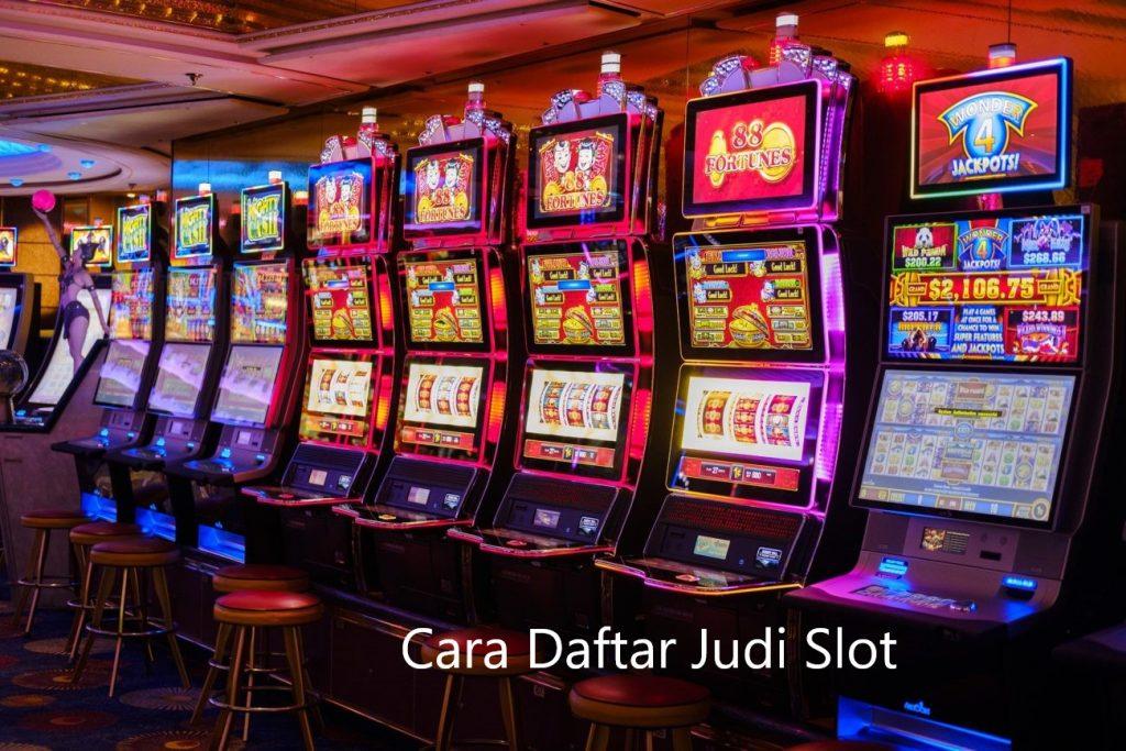 Bandar Judi Slot Casino